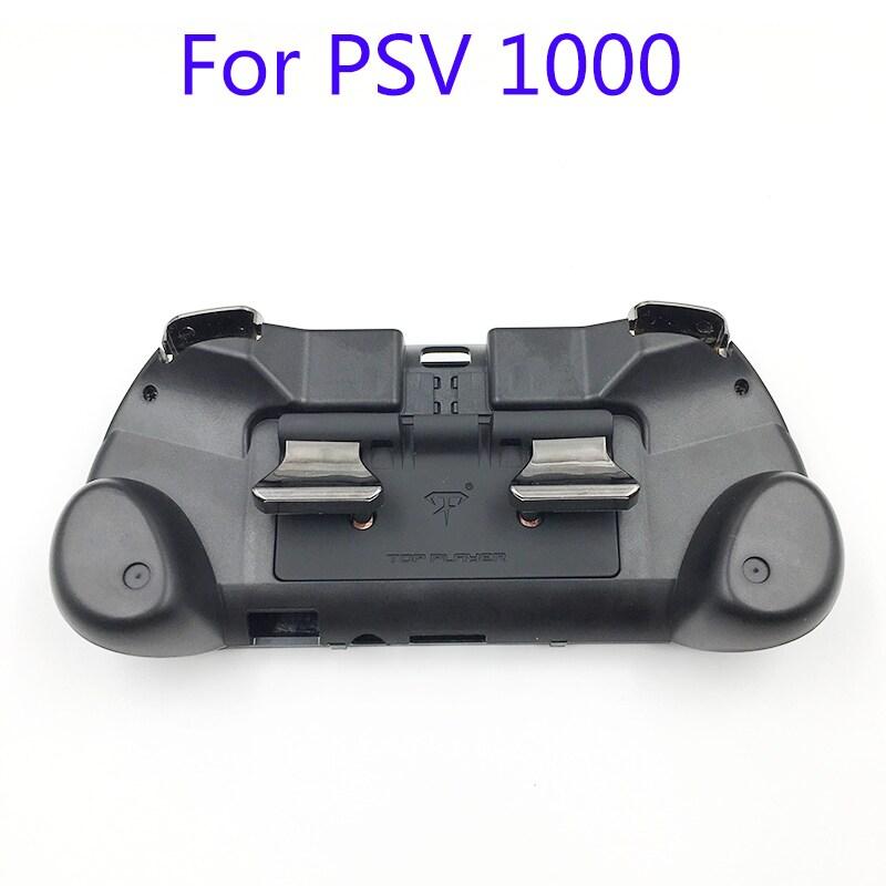 L3 R3 Trigger Button & L2 R2 Handle Grip Case Holder Black for PS Vita PSV 1000 - 5
