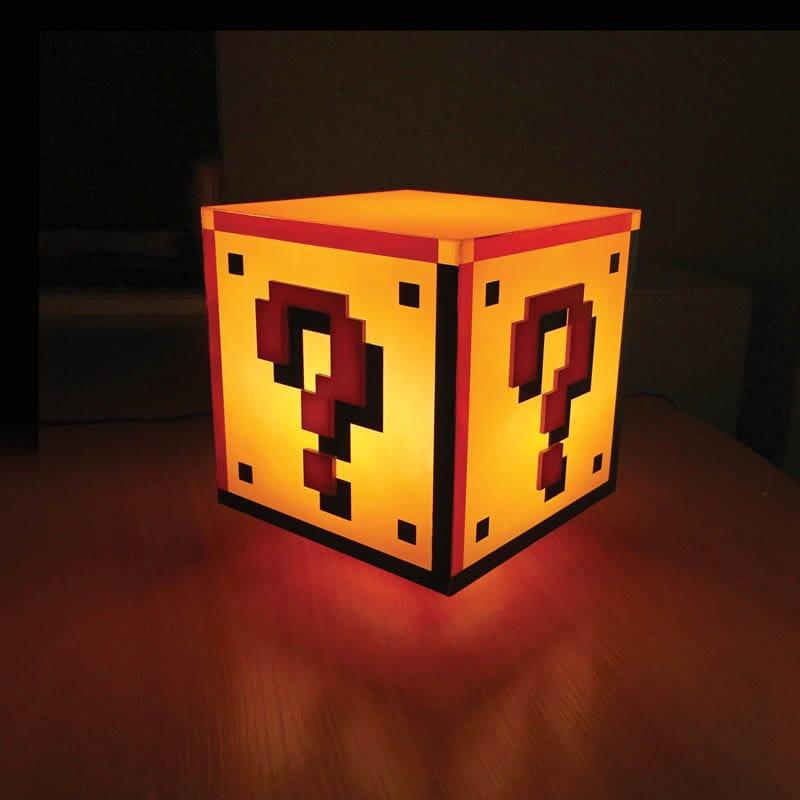Lampka Question Block - Mario - 1