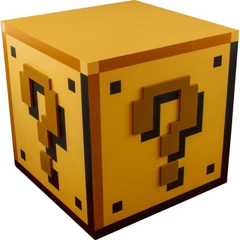 Lampka Question Block - Mario - 2