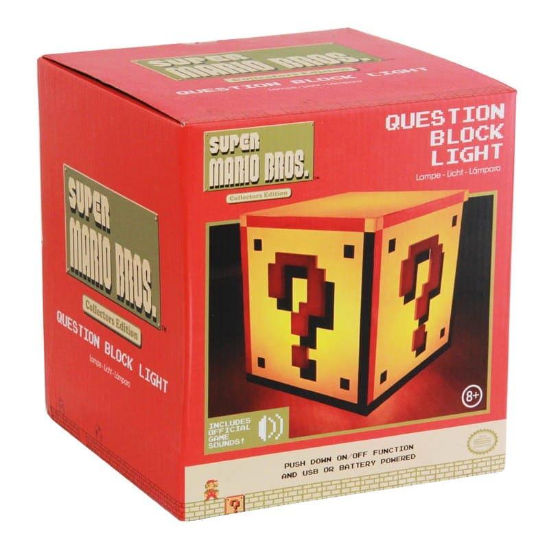 Lampka Question Block - Mario - 3