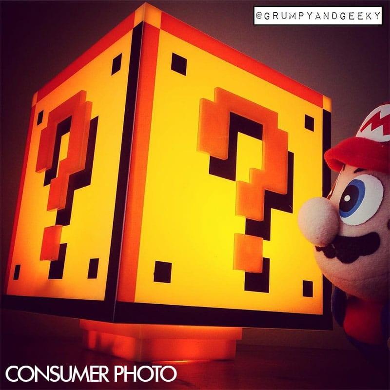 Lampka Question Block - Mario - 4