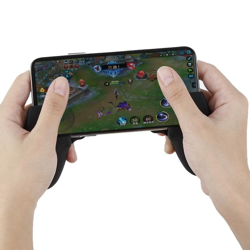 Phone Handle Grip Controller for Tablet Game Holder - 3