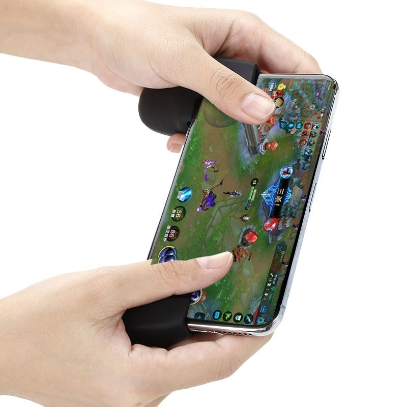 Phone Handle Grip Controller for Tablet Game Holder - 4