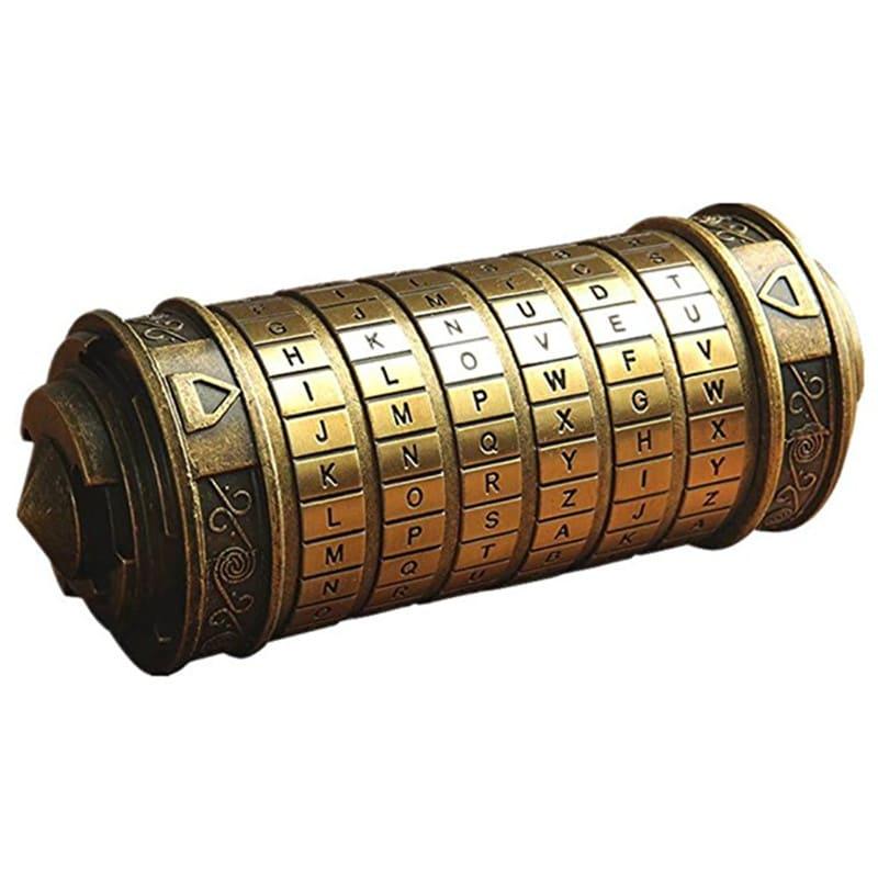 Romantic Gift Da Vinci Code Lock - 1
