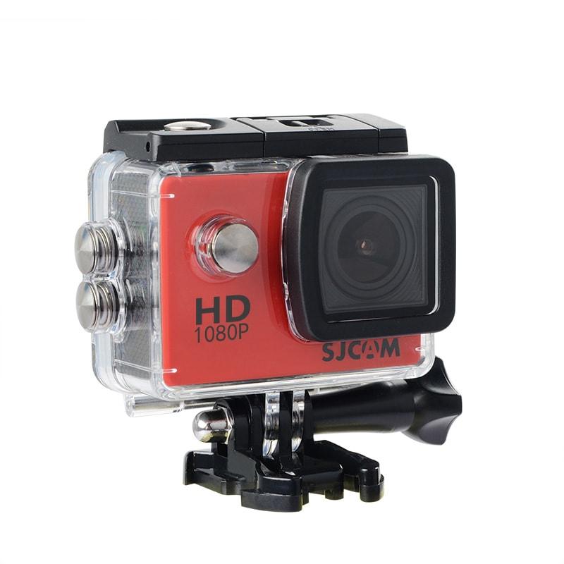 SJCAM SJ4000 12MP Action Camera Underwater Camera Sport Camcorder Red - 1