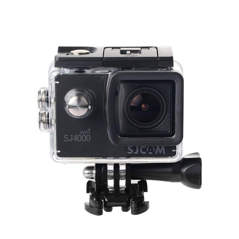 SJCAM SJ4000 WIFI Action Camera FHD1080P waterproof Underwater Camera 12MP Sports Camcorder  White - 3