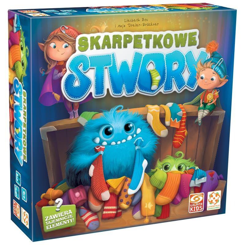 SKARPETKOWE STWORY - 1
