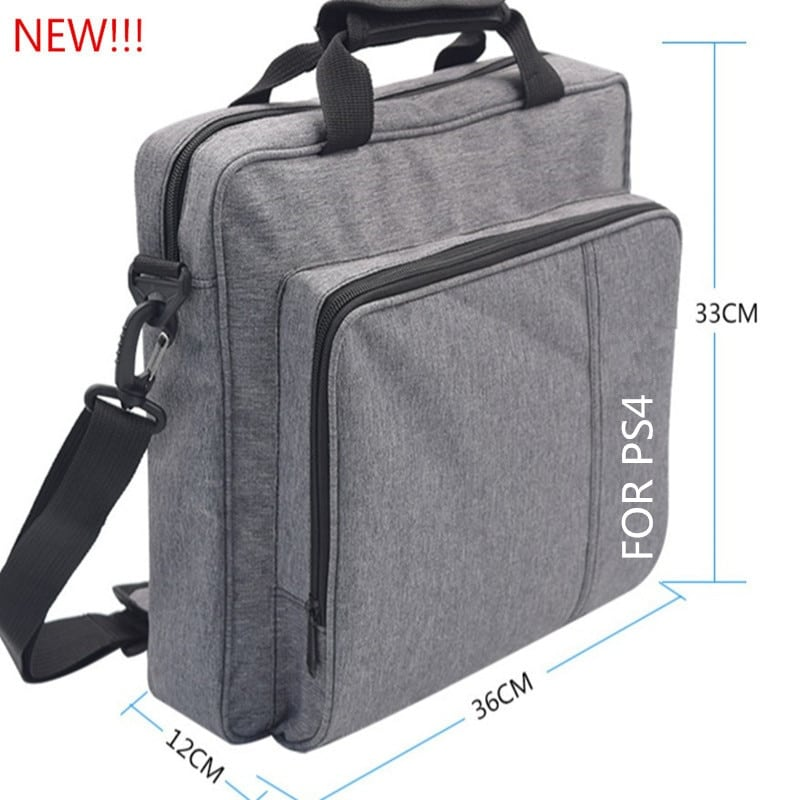 Sony Yoteen Storage Bag for PS4 Pro with Protective Shoudler Travel - 3