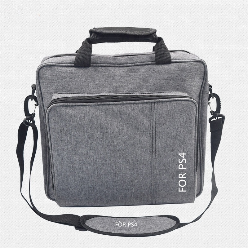 Sony Yoteen Storage Bag for PS4 with Protective Shoudler Travel - 2