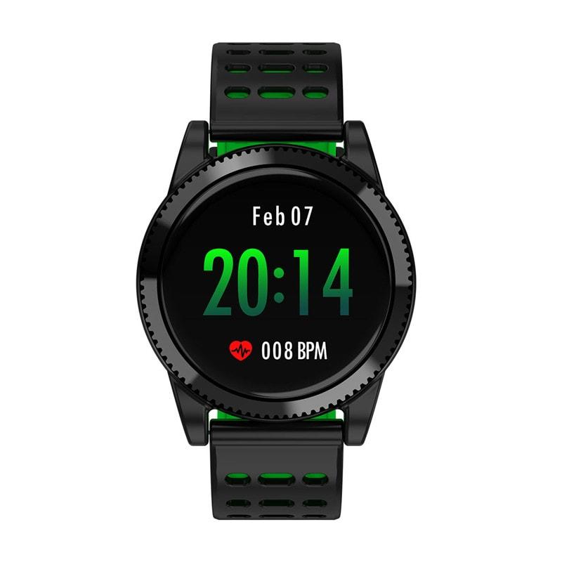Sports Smart Bracelet - 1.3 Inch IPS Screen, 220mAh Battery, Pedometer, Blood Pressure Monitoring Gray - 3