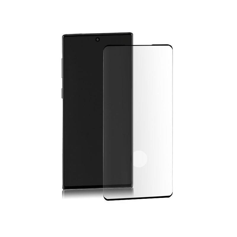 Szkło Ochronne Do Samsung Galaxy Note 10 | Pełne | Czarne - 1