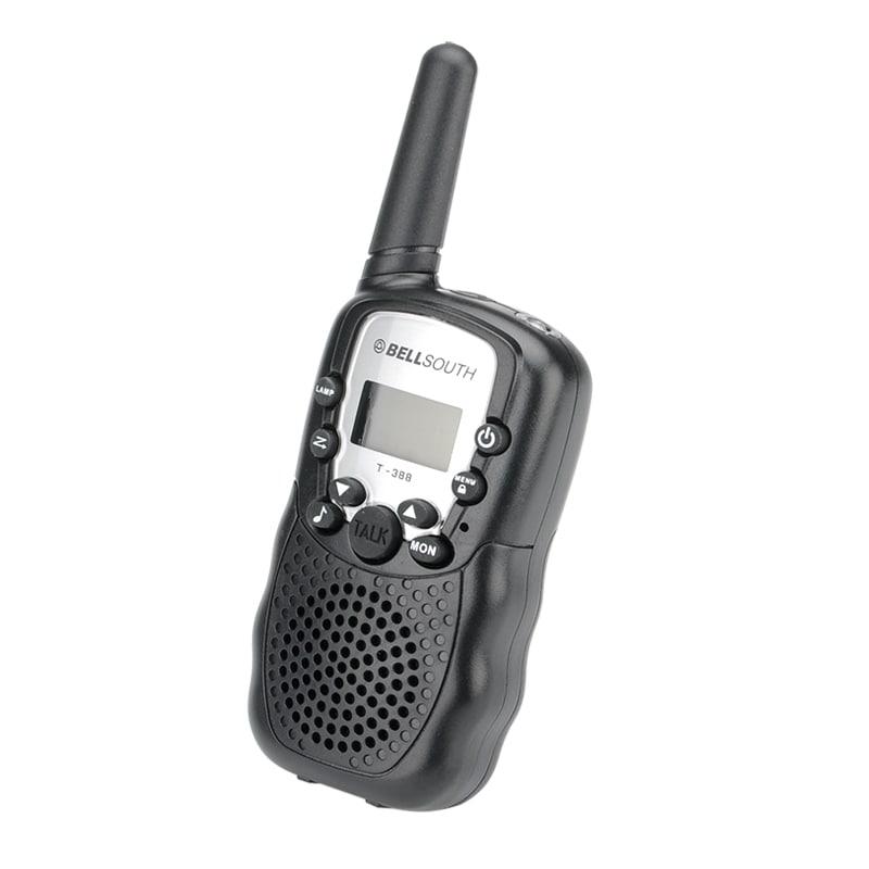 Walkie Talkie - 5 To 8KM Range, 22 USA Channels, 8 Europe Channels, Flash Light, Battery Indicator - 2
