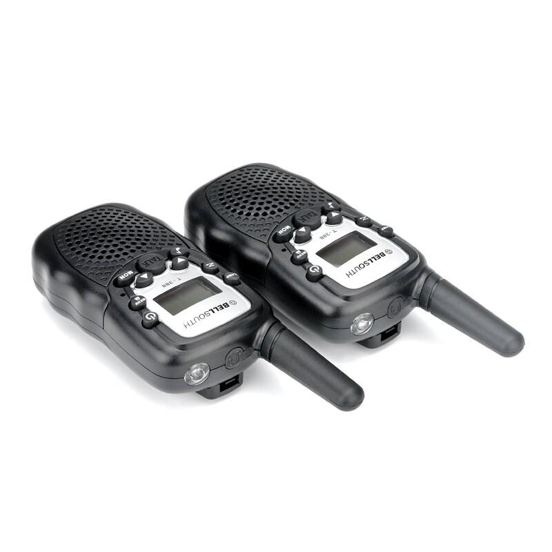 Walkie Talkie - 5 To 8KM Range, 22 USA Channels, 8 Europe Channels, Flash Light, Battery Indicator - 4