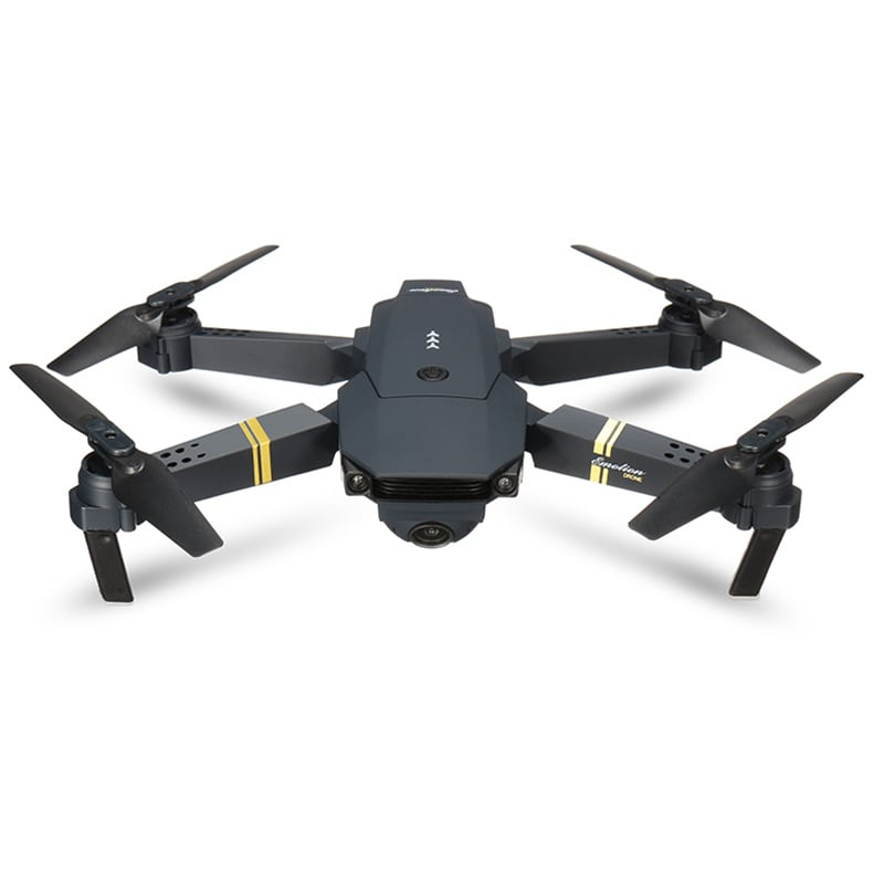 WIFI FPV with Wide Angle HD Camera High Hold Mode Foldable Arm RC Quadcopter - 8
