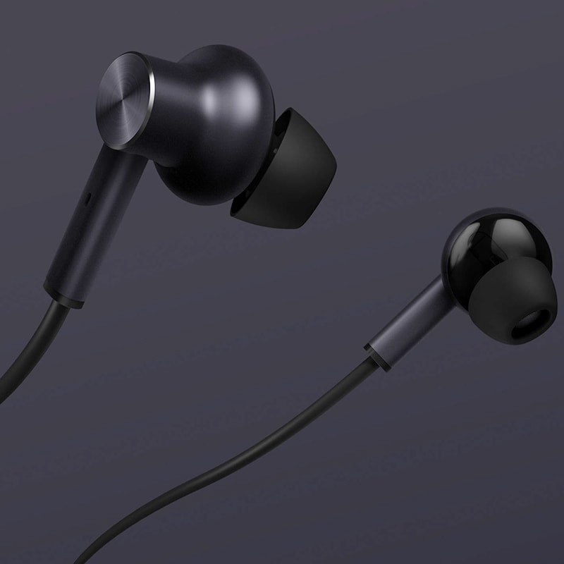 Xiaomi 3.5mm Earphones - Noise Cancellation, TPE Resilience Cable, Hybrid Triple Drivers Technology - 2