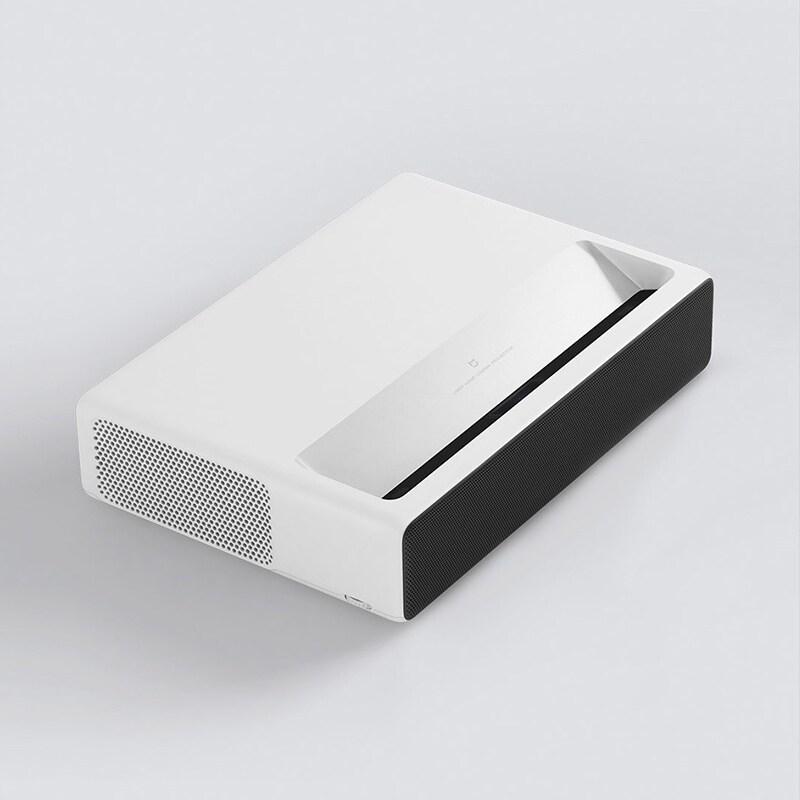Xiaomi Mi Laser Projector English Version- 1080p Native Resolution, 4K Support, ALPD 3.0 Laser Light Source - 9
