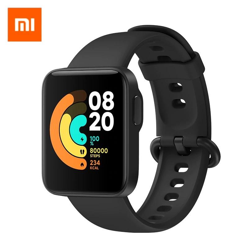 Xiaomi Mi Watch Lite Bluetooth Global Version Black - 1