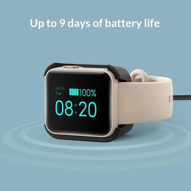Xiaomi Mi Watch Lite Bluetooth Global Version Black - 7