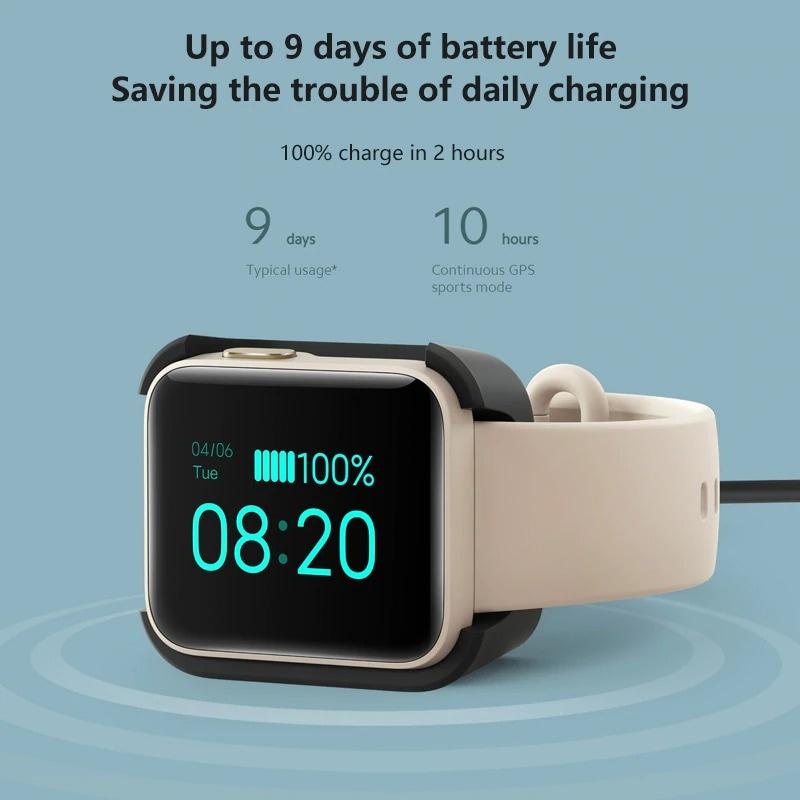 Xiaomi Mi Watch Lite Bluetooth Global Version Black - 8