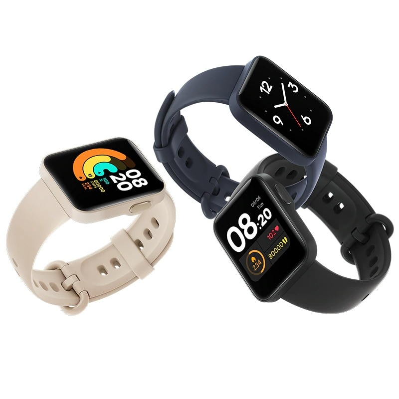 Xiaomi Mi Watch Lite Bluetooth Global Version Blue - 3