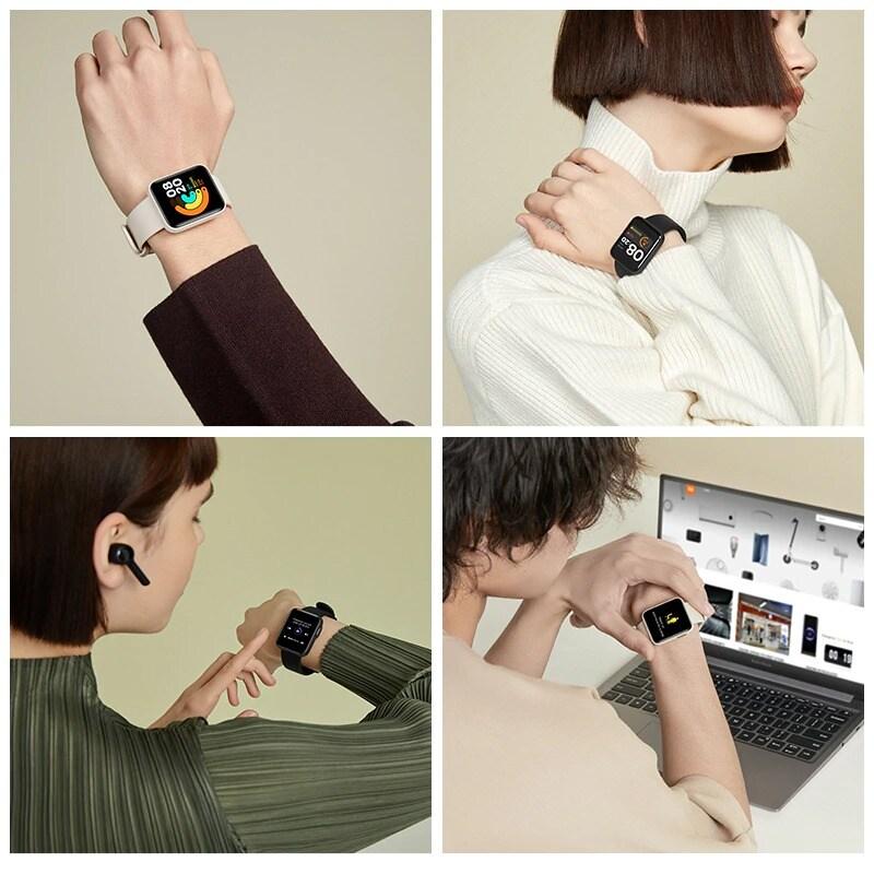Xiaomi Mi Watch Lite Bluetooth Global Version Blue - 11