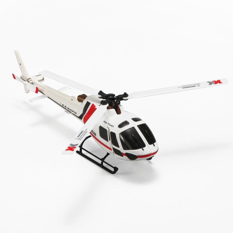 XK K123 RC Helicopter Without remote control - 2