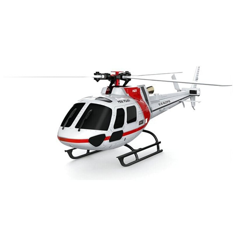 XK K123 RC Helicopter Without remote control - 1