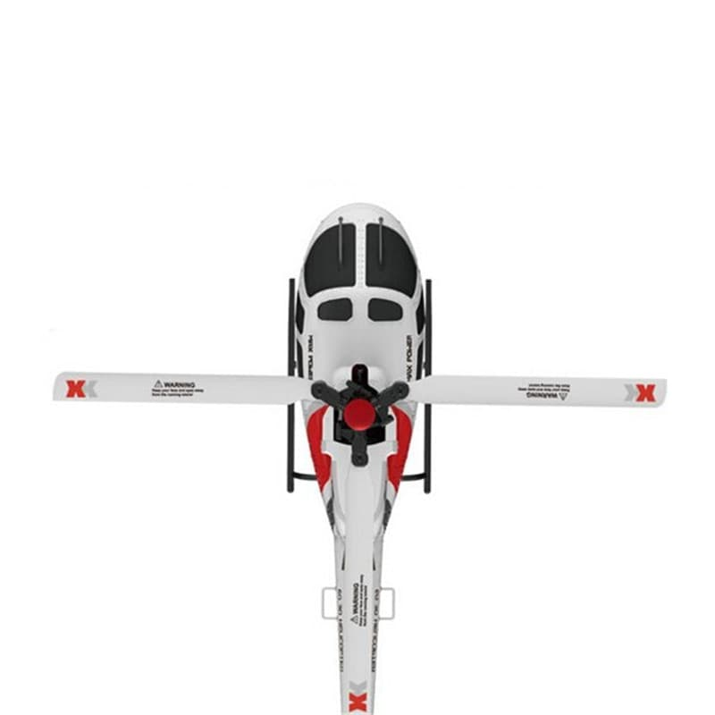 XK K123 RC Helicopter Without remote control - 5