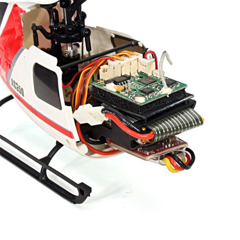 XK K123 RC Helicopter Without remote control - 8