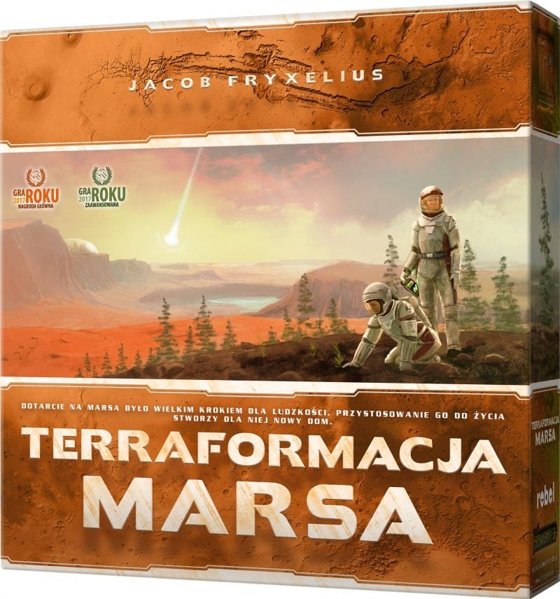 Terraformacja Marsa (edycja gra roku) - 1