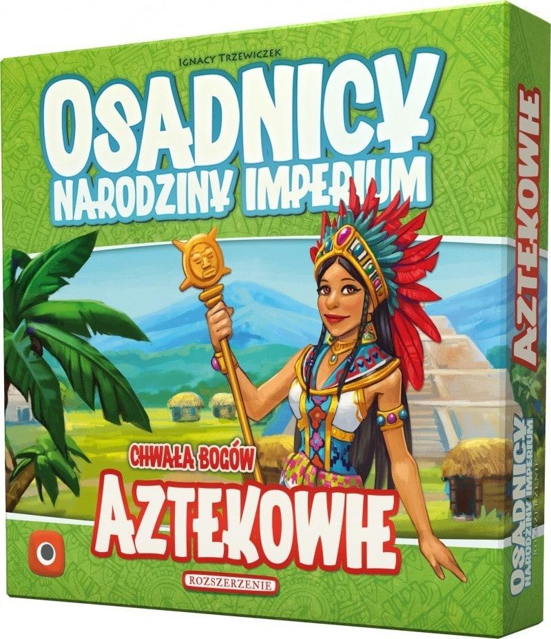 Osadnicy Narodziny Imperium - Aztekowie - 1