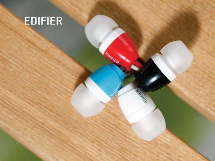 EDIFIER H210 Earbud White 1.3m - 1