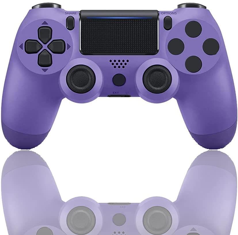 PS4 Controller Shock 4th Bluetooth Wireless Gamepad Joystick Remote Purple - 1