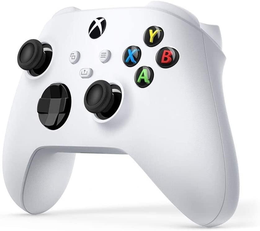 Microsoft Official Xbox Series X/S Wireless Controller - Robot White (Xbox Series X/S) White - 3