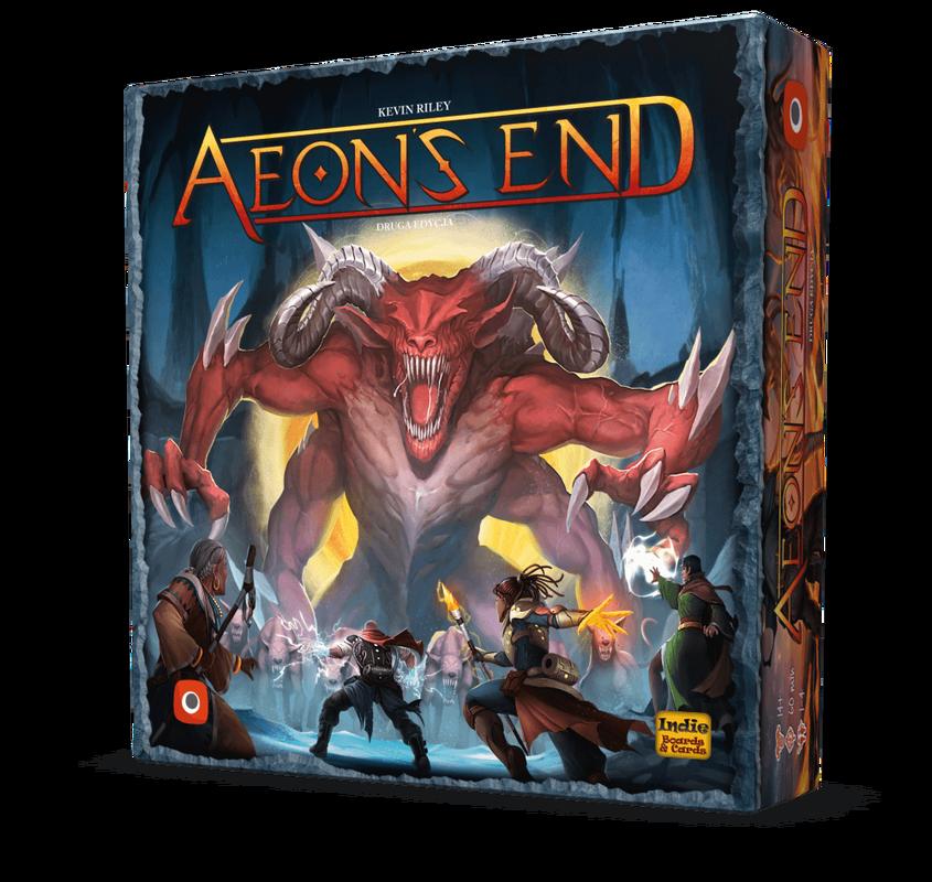 Aeon's End (edycja polska) - 1