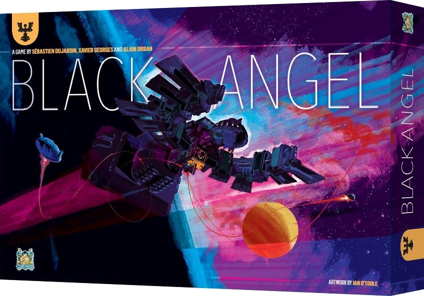 Black Angel (edycja polska) - 1