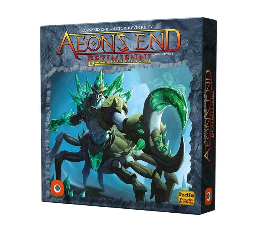 AEON'S END: BEZIMIENNI - 1