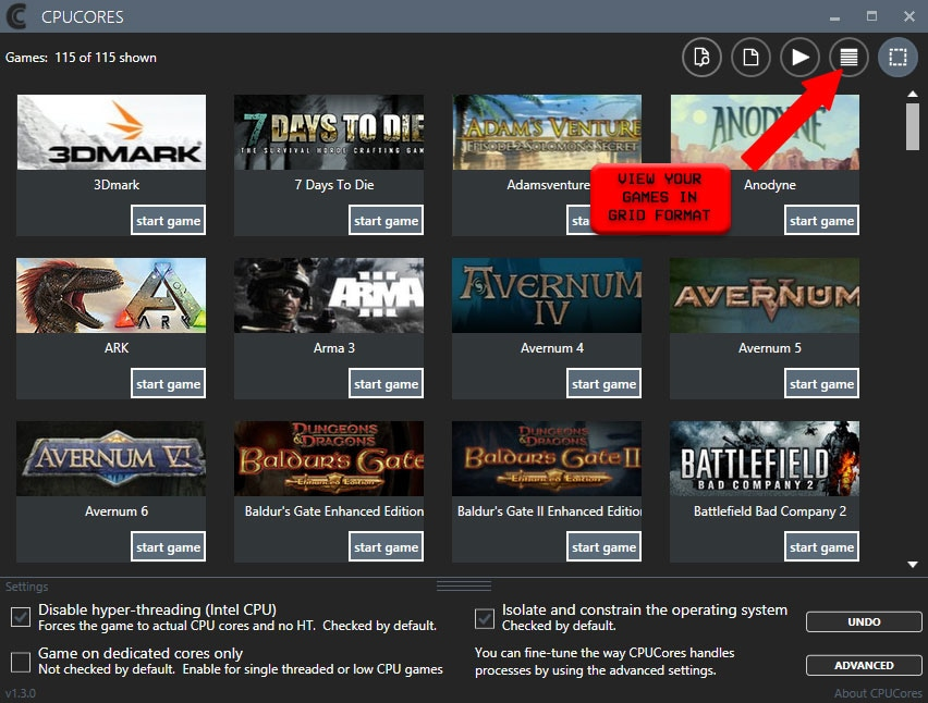 CPUCores :: Maximize Your FPS - Steam Gift - EUROPE - 4