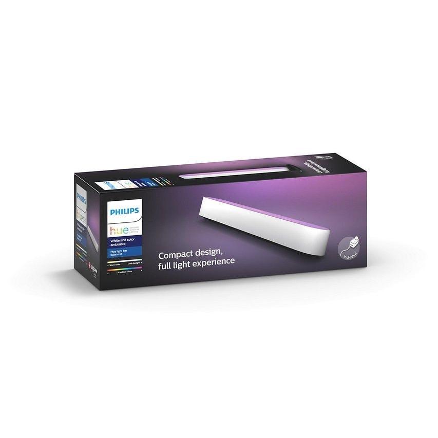 Philips Hue Lampa biurkowa podłużna Play LED biały 42W 530lm 2000–6500K Hue White Color Ambiance smart home - 1