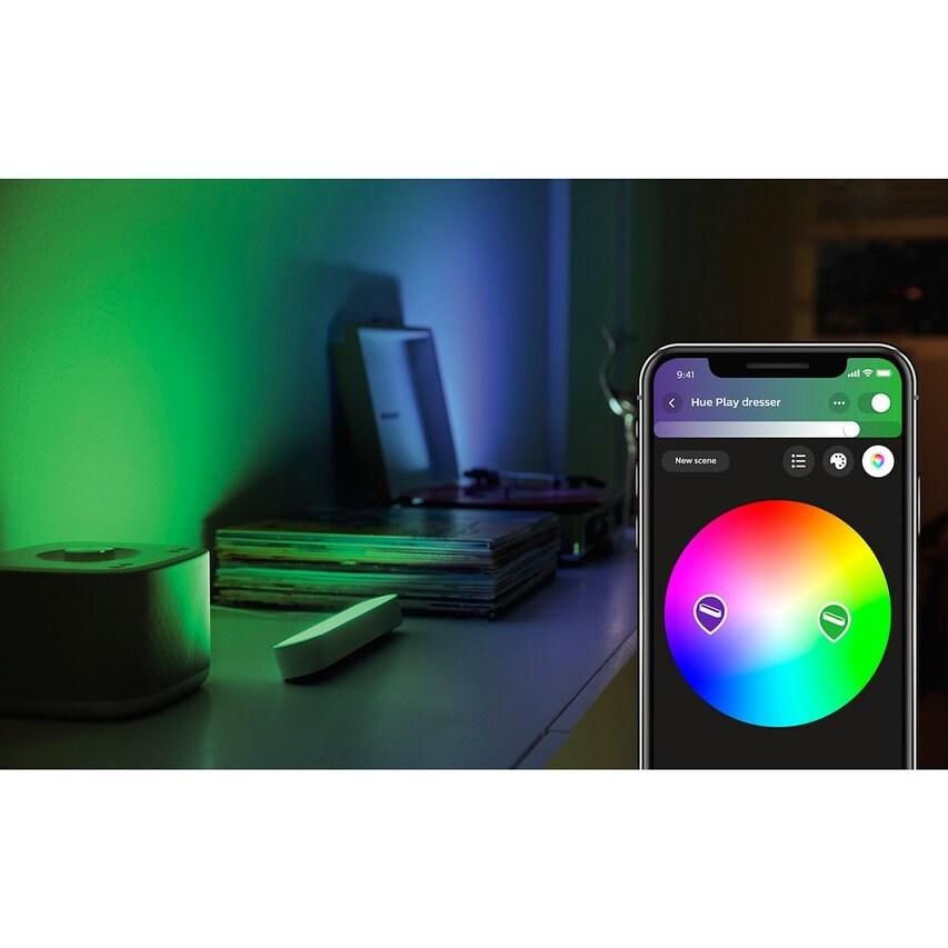 Philips Hue Lampa biurkowa podłużna Play LED biały 42W 530lm 2000–6500K Hue White Color Ambiance smart home - 4