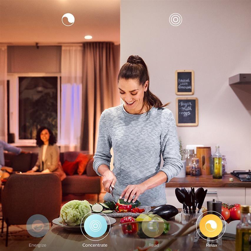 Philips Hue Lampa sufitowa Fair biała LED 3000 lm 33,5W Smart Home - 6
