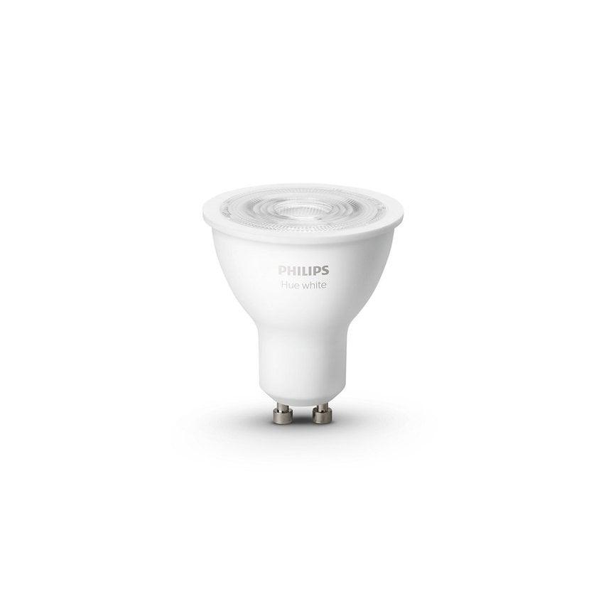 Zestaw 2 żarówek GU10 Philips Hue White 5,2W 2700K 400lm Smart Home - 2