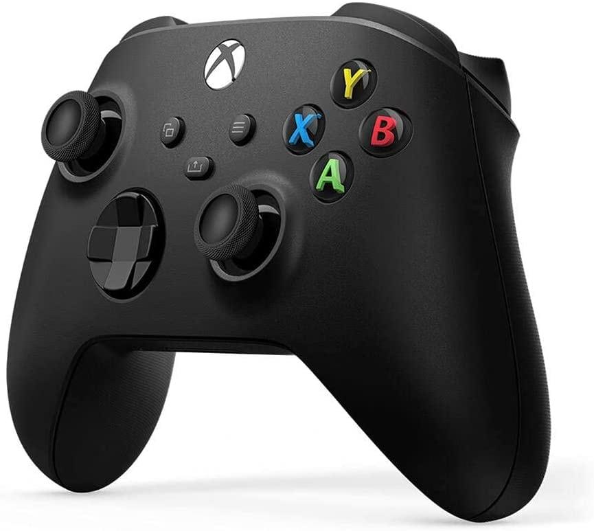Microsoft Official Xbox Series X/S Wireless Controller - Carbon Black Xbox Series X/S Black - 3
