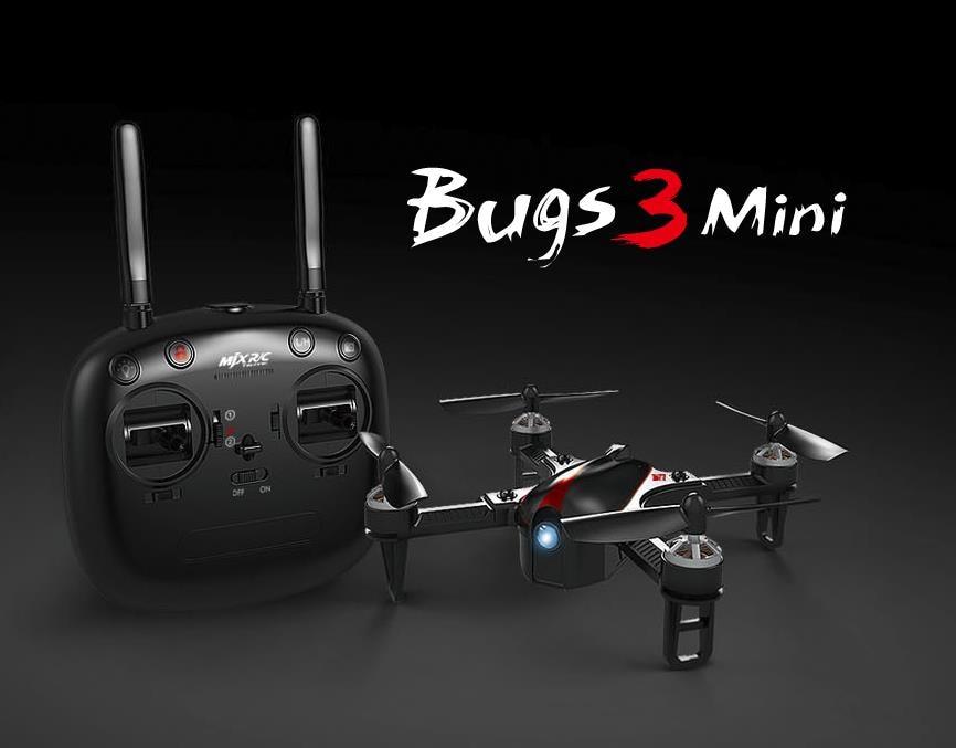 MJX B3 Mini Drones Quadrocopter 2.4G 6Axis - 6
