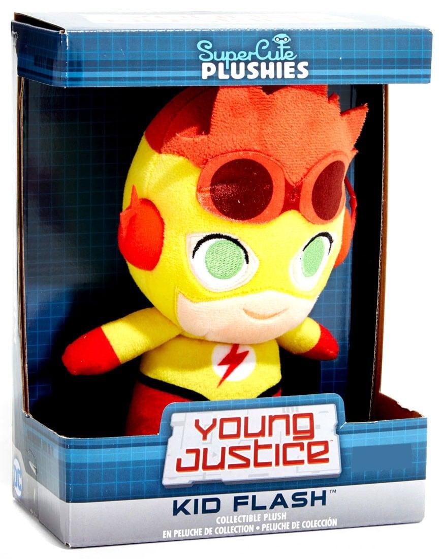 Funko plusz SuperCute Jung Justice Kid Flash 19cm - 1