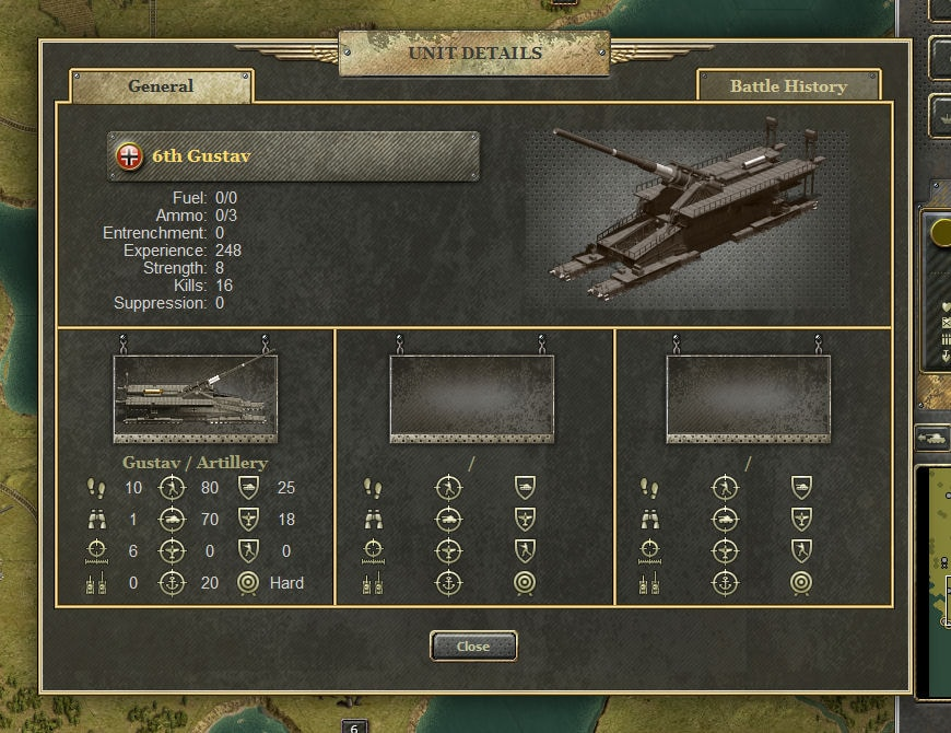 Panzer Corps Steam Key GLOBAL - 4