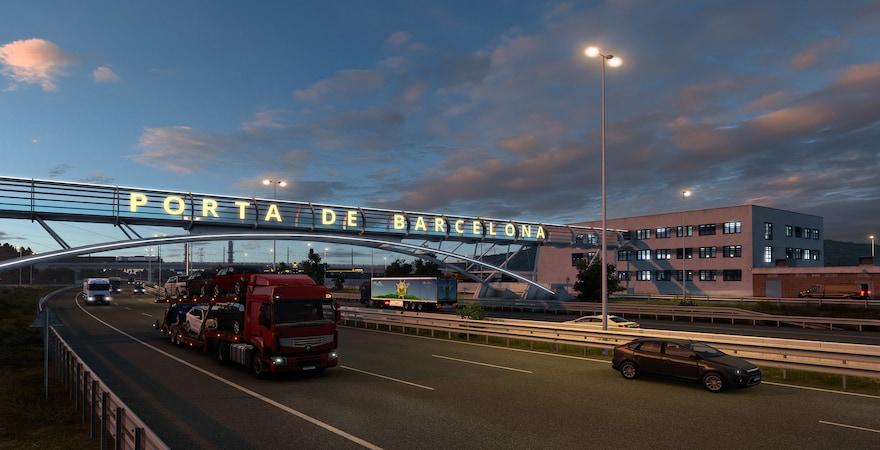 Iberia ETS 2