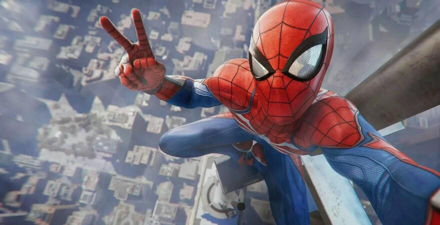 Marvel's Spider-Man PS4 PSN Key NORTH AMERICA - 4
