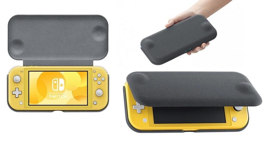 Nintendo Switch Lite Flip Cover & Screen Protector - 4
