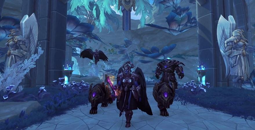 World of Warcraft: Shadowlands | Epic Edition (PC) - Battle.net Key - EUROPE - 4